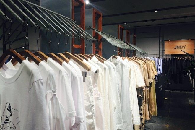JNBY江南布衣推出全新品牌SAMO 加码男装市场