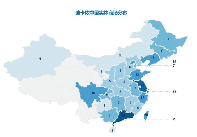 迪卡侬首次披露中国区业绩 2017年销售破百亿