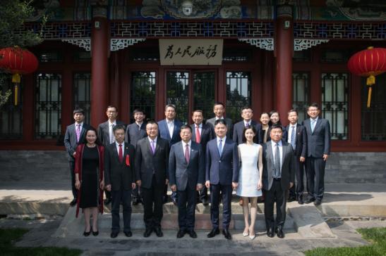 刘强东匹俦宣布向清华大学救济2亿元 用于科研创新
