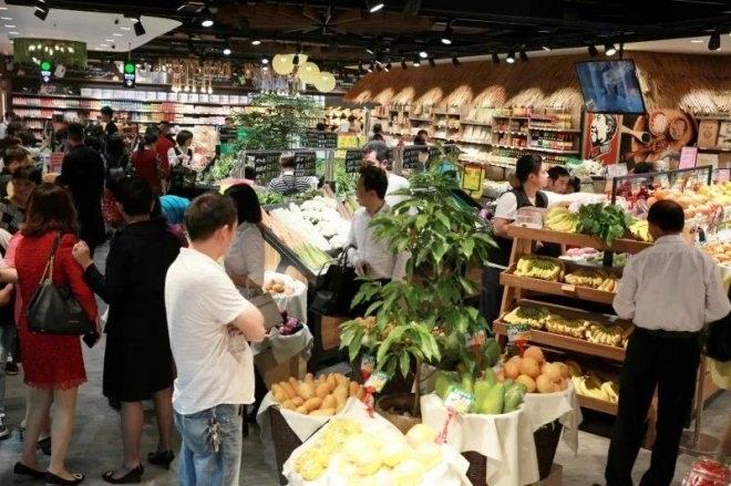 步步高进军社区生鲜新零售业态 开出好爸爸生鲜