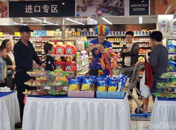 华润万家乐购40多家店联动 开启进口食品缤纷购