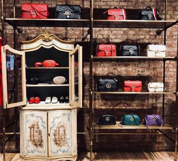 Gucci开了一家新店 颠覆了奢侈品门店的所有套路(图5)