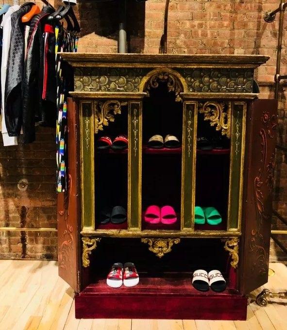 Gucci开了一家新店 颠覆了奢侈品门店的所有套路(图4)