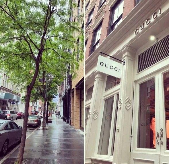 Gucci开了一家新店 颠覆了奢侈品门店的所有套路(图1)