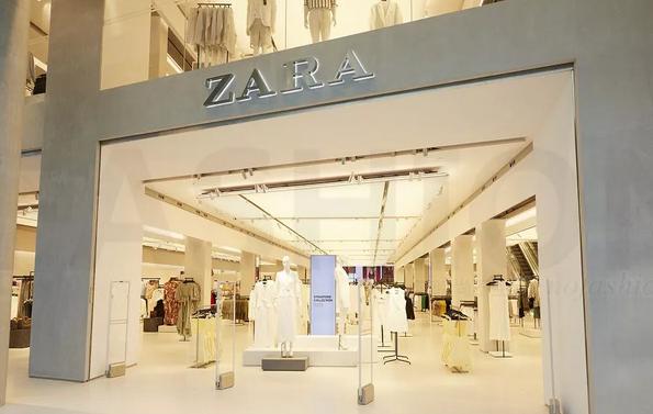 Zara专卖店:自动化点击取货、自助结账