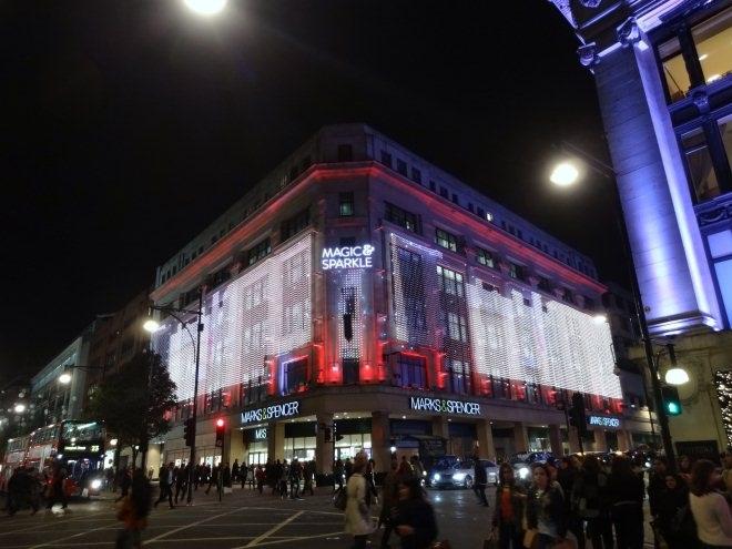 马莎百货继续缩减规模 4年内要在本土关店100多家