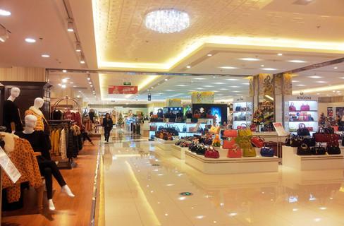 中国零售40年,百货店都经历了什么 零售40年特别报道