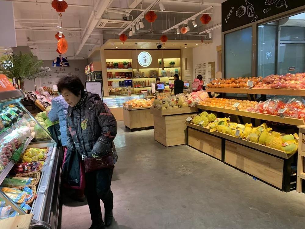 上海幾家社區生鮮超市最靠譜的是哪家