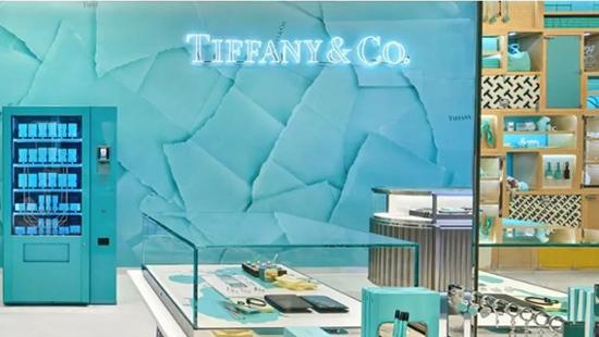 以猫为主题,Tiffany在东京开设全球第二家概念店