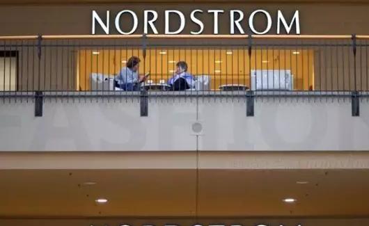 美国百货业遭投资者屠杀 诺德斯特龙股价狂跌