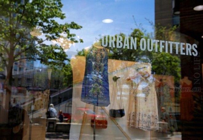 零售店铺销售倒退 Urban Outfitters进军服装租借市场