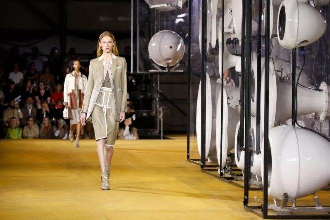 传英国奢侈品牌Burberry取消上海大秀