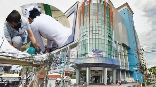 泰国曼谷一购物中心枪击致一死一
