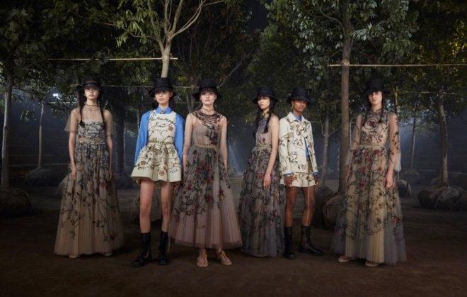 疫情期间Dior如何用直播打造时装秀数字新体验?