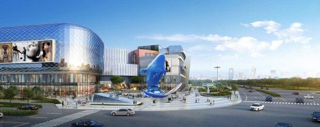 锡东八佰伴拟2020年开业无锡首个