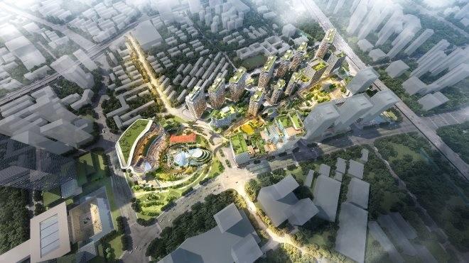 郑志刚凝聚国际顶级建筑师,打造