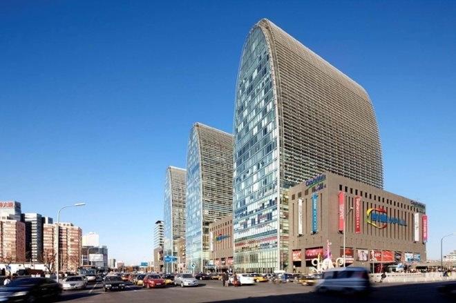 北京西直門凱德Mall臨時閉店 進行全面消殺