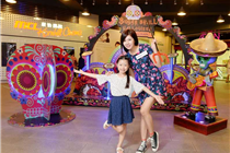 香港康怡广场万圣节活动