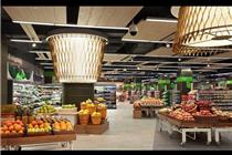 中国的超市陈列,弱爆了!