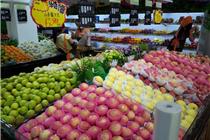 优益果水果超市陈列赏析