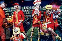 超市大牌来袭  演绎另类时尚