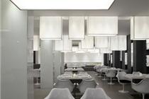 """印度""""千月""""餐厅设计"""