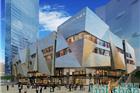 柏威年中国首个购物中心落户大连 明年4月开业