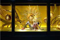收藏!42组主题橱窗设计赏析