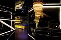 迪拜Alegra餐厅室内环境
