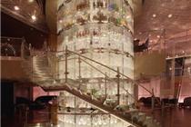 拉斯维加斯罗克韦尔世界集团室内设计