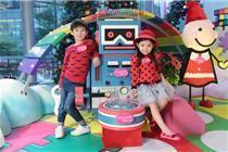 2014香港各大商场圣诞节活动装置(上)