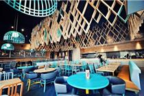 英国Nando's餐厅设计
