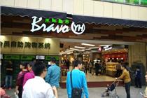 每周一店:永辉精致超市福州红星苑店陈列