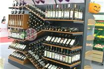 2014零售连锁展部分货架展示