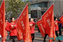 银泰商业中国购物节16周年大巡游