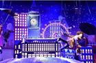 Burberry2014年圣诞节橱窗陈列设计