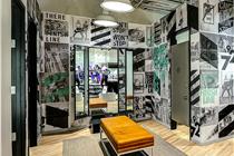 加利福尼亚NIKE时尚岛体验店