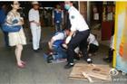 南宁华联超市发生砍人事件 多人受伤