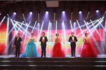 图:万达集团2013年总结晚会
