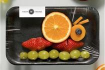国外超市创意水果包装设计