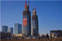"""昆明""""城市新坐标""""建成一半先开业"""