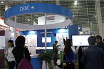 探寻零售变革的智慧——IBM展位秀