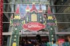 门店实拍:实拍吉隆坡柏威年等商场圣诞装饰