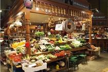 探访瑞典斯德哥尔摩的复古菜市场
