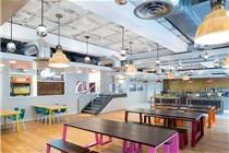 可口可乐伦敦总部复古又新潮的融合设计