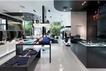 菲律宾′Y-3店的时尚前卫的风格