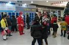 乐卖特购物广场(江西门店)圣诞节欢乐派送