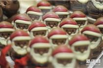 当巧克力遇上圣诞节