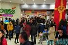 威海九龙城圣诞36小时不打烊 销售业绩创新高