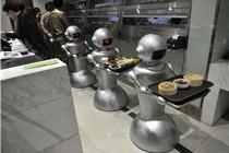 """合肥""""机器人总动员""""餐厅开业"""
